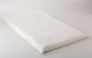 パシーマの龍宮で製造 脱脂綿とガーゼの片ラップシーツ(敷きパッド)
