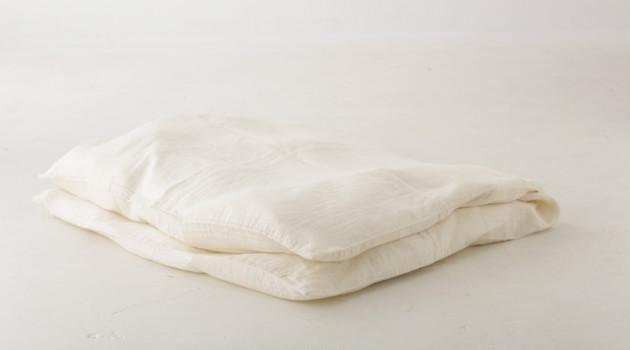 ダブルガーゼのお布団カバー 赤ちゃん用