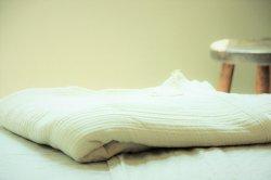画像2: あの「くびまき」と同じkonoitoさんの5重ガーゼのふわふわケット