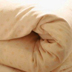 画像2: オーガニックコットン ダブルガーゼ・ドットのベビー掛け布団カバー