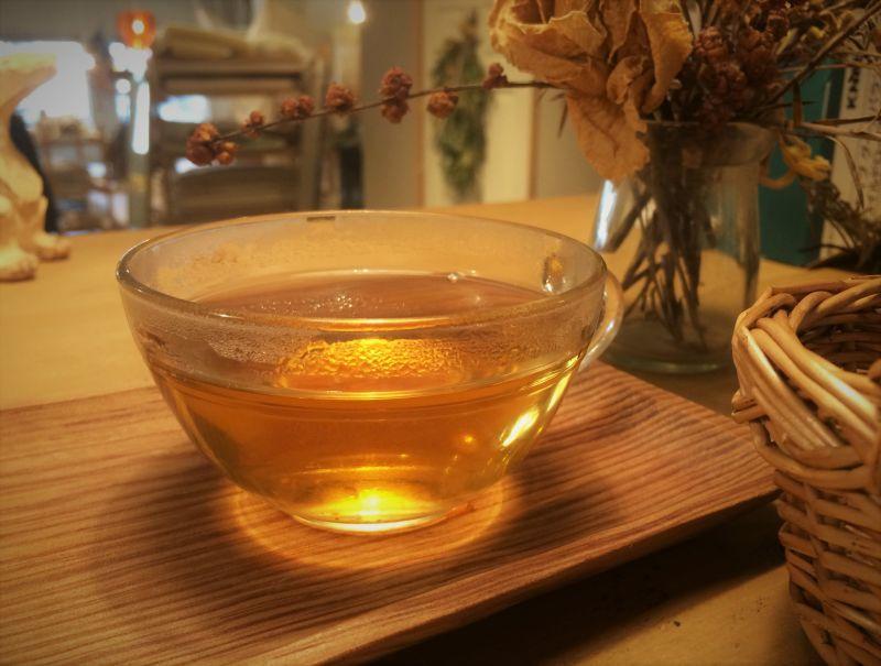 画像: ごぼうの皮だけ茶